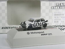 selten: Brekina Edition Motorsport VW Golf GTI in OVP