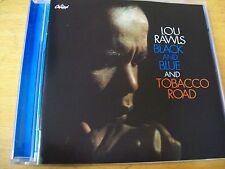 LOU RAWLS BLACK AND BLUE AND TOBACCO ROAD CD MINT- BLUE NOTE