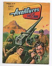 AVENTURES FILM n°94 - Artima 1960