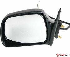 New Power Left Drivers Side Mirror for 97-01 Toyota Camry - US Built Models Only