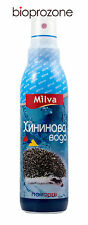 QUININE Water with Pump 200ml Reduces or Completely Stops Hair Loss by MILVA