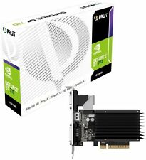 Palit NVIDIA GeForce GT 710 Silent Passive Cooler 1 GB DDR3 PCI Express 2.0 Grap