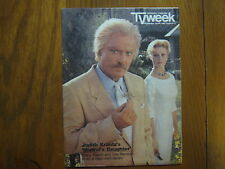 Sept. 23, 1984 Chicago Tribune TV Week (LEE  REMICK/MORGAN  BRITTANY/STACY KEACH