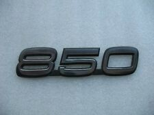 1995 VOLVO 850 REAR TRUNK LOGO EMBLEM DECAL BADGE USED OEM 93 94 95 96 97