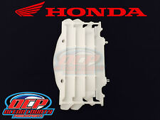 04 - 16 BRAND NEW GENUINE HONDA CRF250X CRF 250X OEM RADIATOR GRILLE GUARD