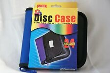 CD DVD CD-ROM 24 Disc Holder Case