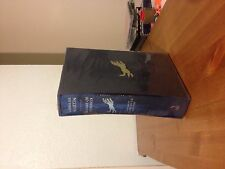 A Game of Thrones Song of Ice and Fire book 1 Limited Slipcase Edition