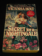 msm* SALE : VICTORIA HOLT ~ SECRET FOR A NIGHTINGALE