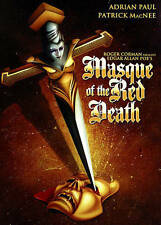 Masque of the Red Death (DVD, 2014)