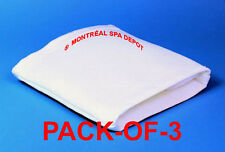 BAG filters Aqua Klean * PACK-OF-3 * for LAspas filtration part# FD-51500 $CAD