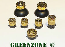 GreenZone ® XBOX ONE Controller 1 ottone pallottola BUTTONS + miniature + GUIDE mod KIT