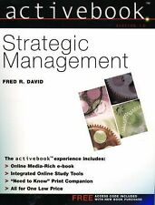 ActiveBook, Strategic Management (8th Edition)