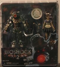 Bioshock 2 Big Sister & Little Sister Figure 2009 Toys R Us Exclusive New