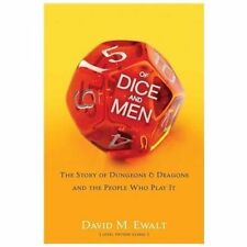 Of Dice and Men: The Story of Dungeons & Dragons and The People Who Pl-ExLibrary