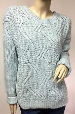 $42.94  NWT OLD NAVY Authentic Fashion Wool Blend Chunky Knit Sweater, Size XL