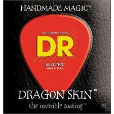 DR DSE-10 Dragon Skin Medium Electric Guitar Strings (10-46)