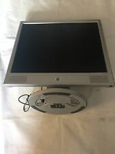"Hp VS17E EN623AA 17"" Pc Computer Screen with Speakers  Used"