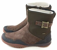 Merrell Women's Albany Sky Waterproof Ankle Boot Espresso Brown Size 10.5 M