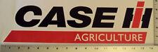 "Case IH Agriculture sticker decal 16.5"" long International Harvester IMCA NHRA"