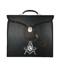 Masonic Regalia MM,WM Apron Case Master mason,worshipful,royal arch,mark regalia