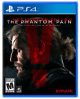 METAL GEAR SOLID V THE PHANTOM PAIN PS4 Sony Playstation 4 NEW!