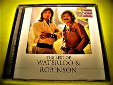 WATERLOO & ROBINSON - THE BEST OF / KRONEN ZEITUNG OVP     eBay Shop 111austria