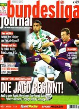 2013 2014 Austria Bundesliga Journal Austrian Football Season Preview Magazine