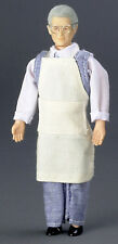 Dollhouse Miniature 1:12 Scale Old Fashioned Shopkeeper Doll #00072