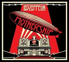 LED ZEPPELIN - MOTHERSHIP - 2CD + DVD - NEW SEALED