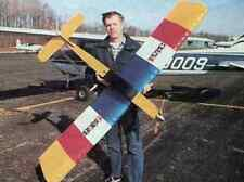 """Corkscrew 80 "" 80 inch Wing Span  Sport  Giant RC Model AIrplane Plans"