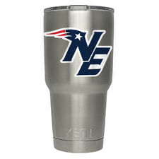 New England Patriots Alternate Logo NFL Die Cut Vinyl Sticker Car Bumper Window