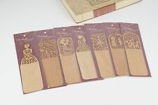Beautiful Vintage Series Thin Wooden Bookmark Good For Gift Present Souvenirs