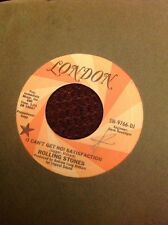 ROLLING STONES I Can't Get No Satisfaction 45 RARE PROMO