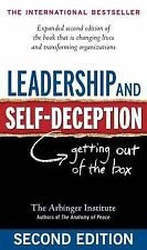 Leadership and Self-Deception: Getting out of the Box, Arbinger Institute, Good