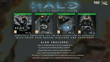 Halo The Master Chief Collection 1 2 3 4 Xbox ONE PAL *BRAND NEW* + Warranty!!