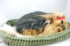 Yorkie Life Like Stuffed Animal Breathing Dog Perfect Petzzz