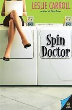 Spin Doctor-ExLibrary
