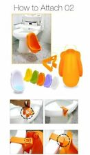 NEW JD Kids Urinal Potty Training for Boys Pee 5 Color Child Green