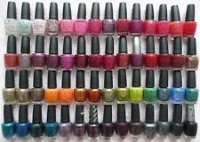 New OPI Nail Polish Lacquer  15mL Half Fl Oz Assorted Colors  YOU CHOOSE