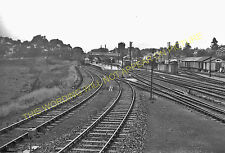 Axminster Railway Station Photo. Chard - Seaton Jct. Yeovil to Honiton Line. (13