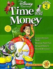 Disney Learning Time and Money: Grade 2 (Adventures in Learning) Not Available