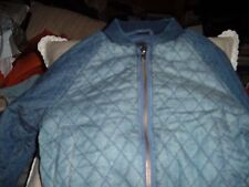 GAP KIDS - BABY GAP QUILTED BOMBER STYLE JACKET  sz:  XS TP