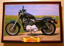 HARLEY-DAVIDSON 1200S SPORTSTER 1200 S CLASSIC MOTORCYCLE BIKE 1990'S PICTURE