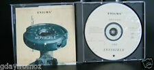 Enigma - Beyond The Invisible 2 Track CD Single