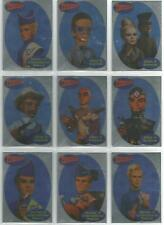 "Thunderbirds TV Series: ""Thunderbirds Are Go"" Set of 15 Foil Chase Cards #F1-F15"
