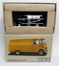BUB Mercedes L 319 Kasten Messeexpress 2003 1:87 HO ! OVP ! 181962