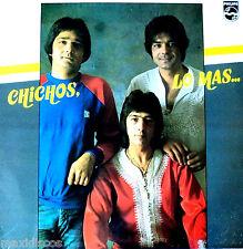 LP - Los Chichos - Chichos, Lo Mas... (RUMBA FLAMENCA) COMPILATION PHILIPS 1984