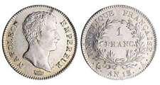 Napoléon 1er (1804-1814) - 1 franc An 13 A (Paris) 13/12
