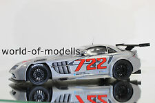 GT Spirit 086 Mercedes Benz SLR MC Laren 722 GT 1:18 NEU in OVP