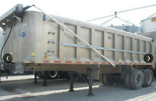 UNDERBODY SPRING Dump Truck Trailer Electric Tarp System Kit up to 28' flip Arms